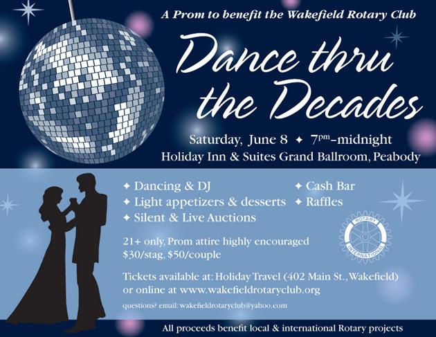 Wakefield Rotary Club Prom