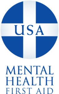 Mental Health First Aid is an internationally recognized program and run by certified facilitators.