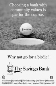 Thanks to The Savings Bank, our event's Major Sponsor!