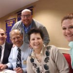 Wakefield Rotary Visits Lynnfield Rotary