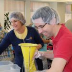 Club Helps to End Hunger